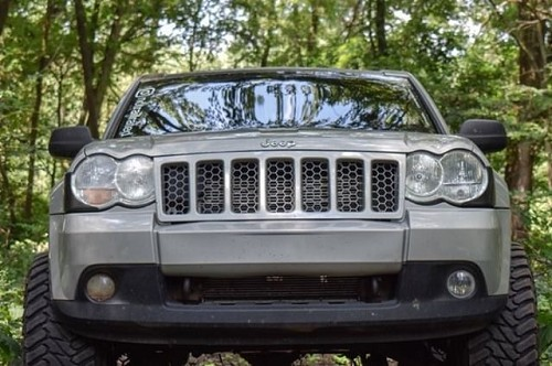 Honey-Comb Grill Insert WK Jeep Grand Cherokee (08-10)